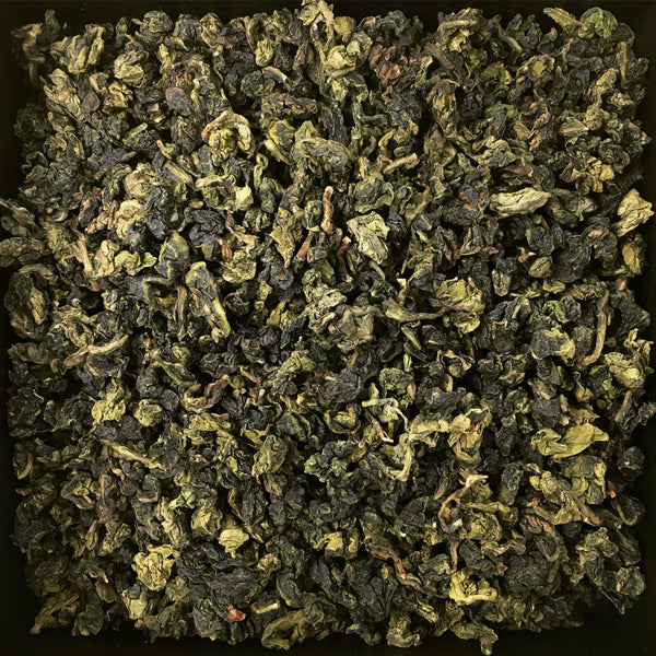 TEAS London UK - Loose Leaf Tea - Iron Buddha Tie Guan Yin Oolong