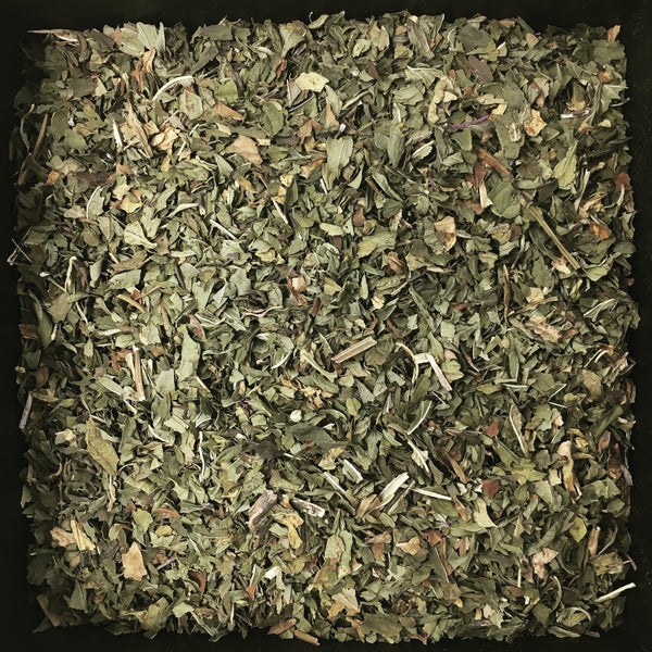 TEAS London UK - Loose Leaf Tea - Peppermint Herbal Infusion