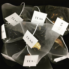 TEAS London UK - Tea Bags - Earl Grey Black Tea