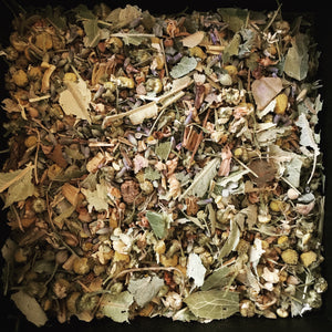 TEAS London UK - Loose Leaf Tea - Night Herbal Infusion