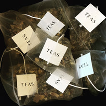 TEAS London UK - Tea Bags - Night Herbal Infusion