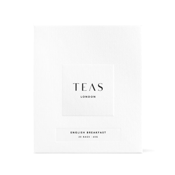 ENGLISH BREAKFAST TEA - 20 Black Tea Bags