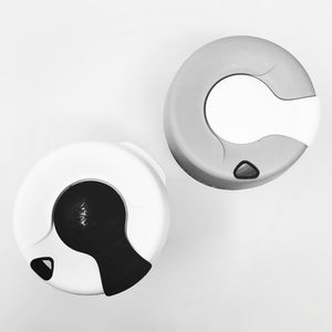 TEAS London UK - Keep Cup Lids - White Black Dove Grey