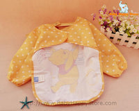 02 - Long Sleeve Waterproof Baby Bibs 0-2 Years - Promo 02