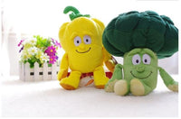 03 - Fruit & Vegetable Plush Dolls - Promo