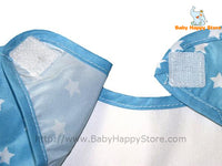 07 - Long Sleeve Waterproof Baby Bibs 0-2 Years - Promo 06