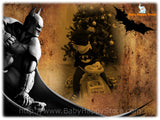 11 - Batman Baby Outfit - Promo