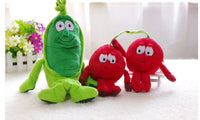 05 - Fruit & Vegetable Plush Dolls - Promo