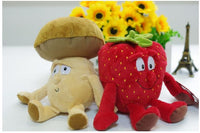04 - Fruit & Vegetable Plush Dolls - Promo