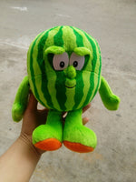 36 - Fruit & Vegetable Plush Dolls - Watermelon 1