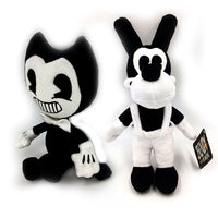 01 - Bendy and Boris Plush Doll - Promo