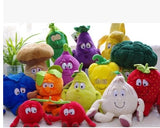 02 - Fruit & Vegetable Plush Dolls - Promo