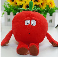15 - Fruit & Vegetable Plush Dolls - Tomato 1