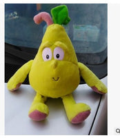 18 - Fruit & Vegetable Plush Dolls - Pear 01