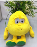 23 - Fruit & Vegetable Plush Dolls - Lemon