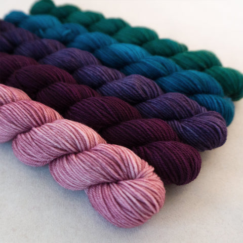 Simply Sock Mini Skeins