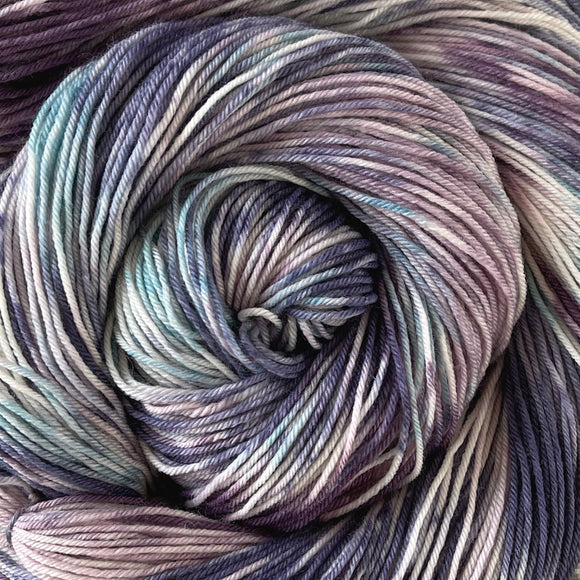 Simply Sock Yarn - Amethyst Variegated