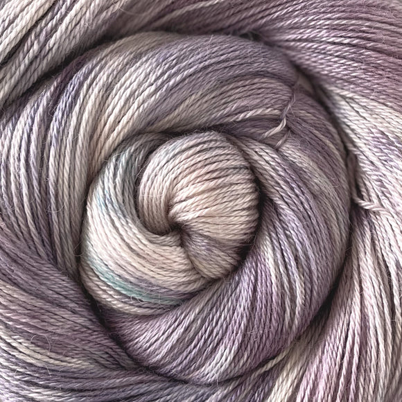 Cashmere Delight Yarn - Amethyst Variegated