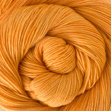 Simply Sock Yarn - Apricot Semi Solid