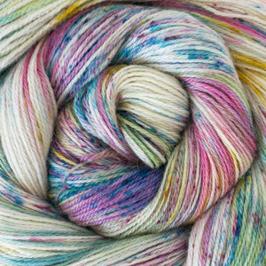 Cashmere Delight Yarn - Arcade Speckled