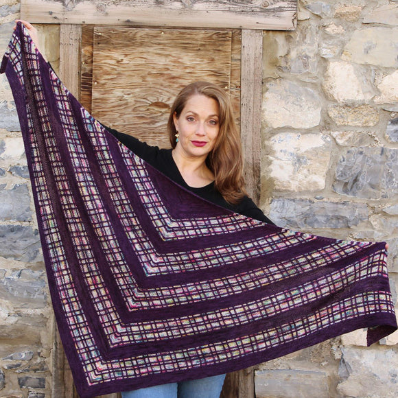 Arcade Shawl Kit