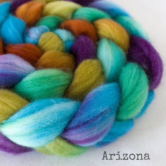 Sock Roving - Arizona