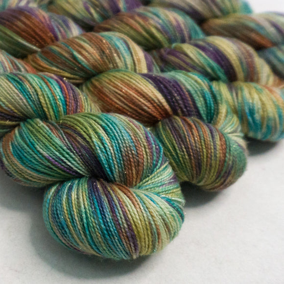 Gold Dust Yarn - Arizona Variegated