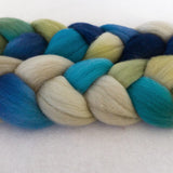 Merino Superfine Roving - Blue Eyes