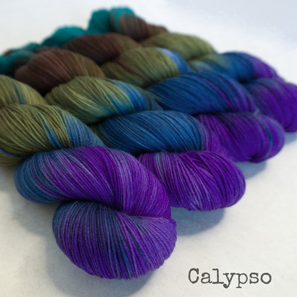Simply Sock Yarn - Calypso Chroma