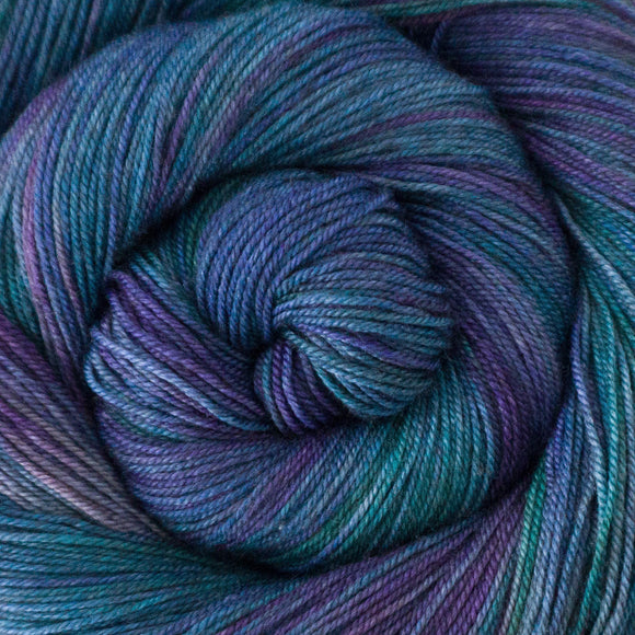 Yakity Yak Fingering Weight Yarn - Carnival