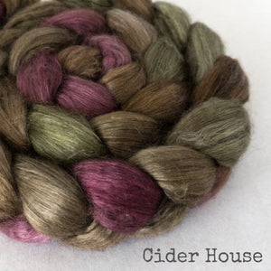 Yak Silk Roving - Cider House