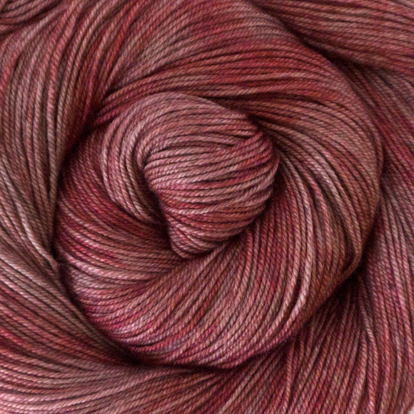 Yakity Yak Fingering Weight Yarn - Coral Tonal