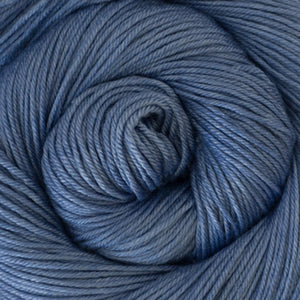Silky Sheep Yarn - Cornflower Semi Solid