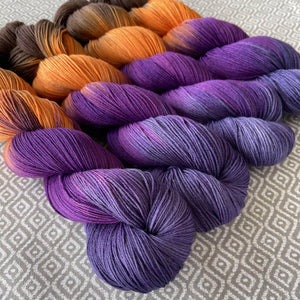 Simply Sock Yarn - Crocus Chroma