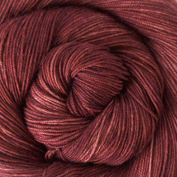 Yakity Yak Fingering Weight Yarn - Currant Tonal