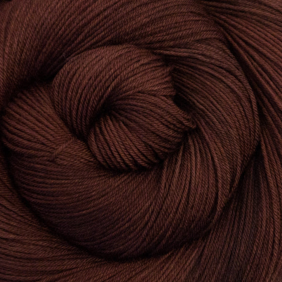 Simply Sock Yarn - Gingersnap Semi Solid