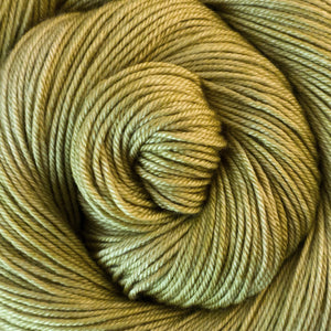 Silky Sheep Yarn - Gold Semi Solid