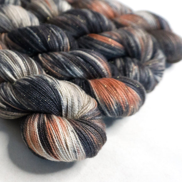 Gold Dust Yarn - Harley Variegated