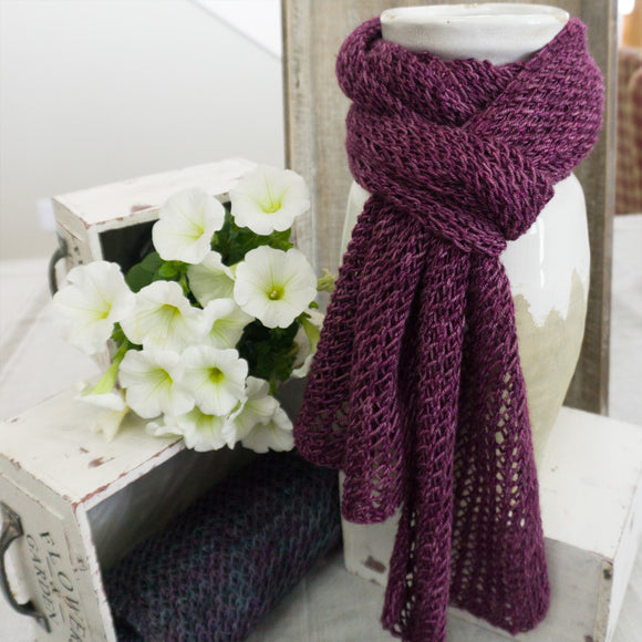 Hodgepodge Scarf Pattern
