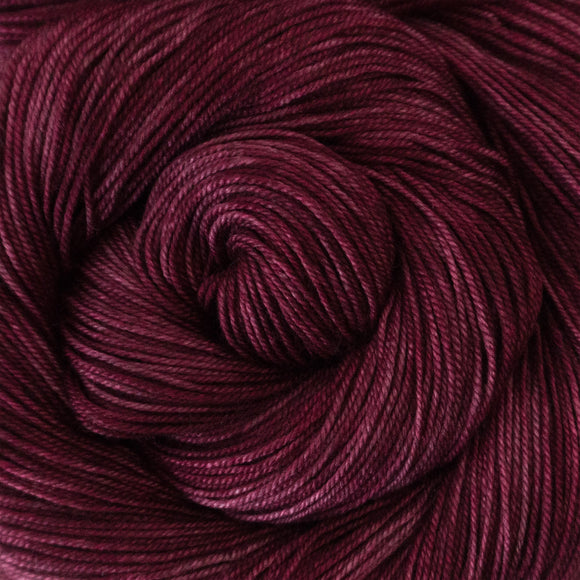 Yakity Yak Fingering Weight Yarn - Magenta Tonal