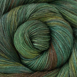 Yakity Yak Fingering Weight Yarn - Mallard