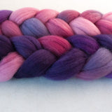 Merino Superfine Roving - Meteor Shower