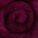 Star Dust Yarn - Mulberry Semi Solid