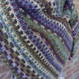 Nightshift Shawl Kit - for Handspinners