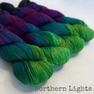 Simply Sock Yarn - Northern Lights Chroma