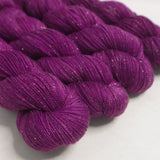 Gold Dust Yarn - Orchid Semi Solid