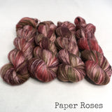 Gold Dust Yarn - Paper Roses Variegated