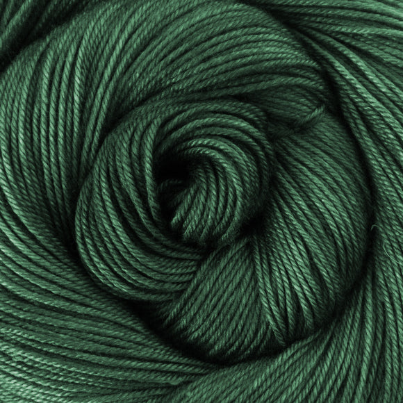 Silky Sheep Yarn - Pine Semi Solid