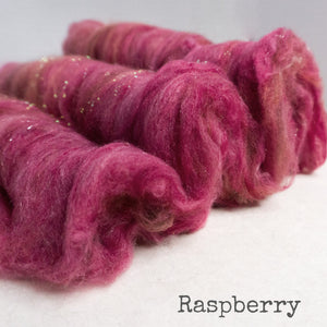 Raspberry Batts - OOAK
