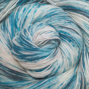 Simply Sock Yarn - Shades of Turquoise